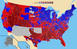 us voting map by county list division and disconnection bwog