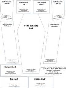 Coffin Template by 25 Best Ideas About Coffin On