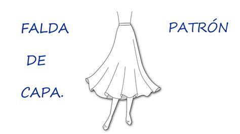 moldes gratis de faldas para imprimir moldes de ropa y como hacer un patr 243 n de falda capa patr 243 n falda plato
