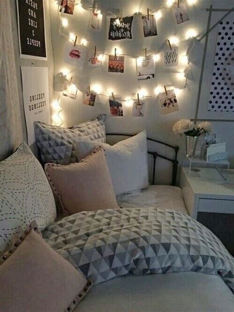 bedrooms with lights tumblr cute room on tumblr