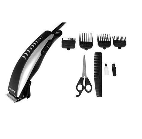 Cliper Pemotong Rambut Alat Mesin Potong Gunting Rambut Lelaki Professional Hair