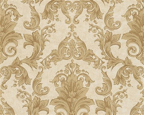 tapete gold wallpaper baroque gold as creation versace 96215 5
