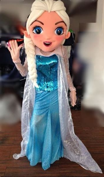 rent new year costume disney princess elsa from frozen costume rental