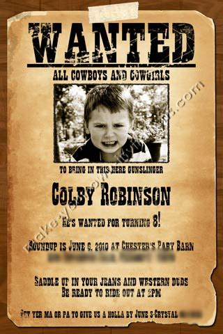 7 Best Images Of Old Wild West Wanted Posters Wild West Outlaw Wanted Old West Wanted Poster West Invitation Template