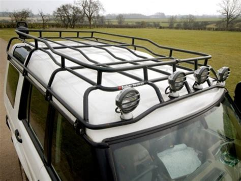 Safety Devices Roof Rack by Safety Devices Discovery 2 Highlander Roof Rack High 4x4 Da4732 Brp
