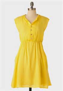yellow casual dress dress blog edin