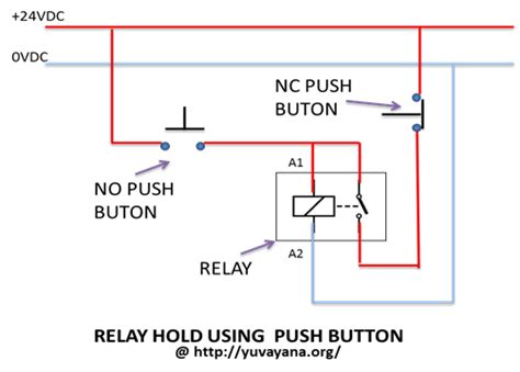 How To Create Relay Logic Circuit With Examples Engineer