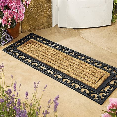 Wide Welcome Mat Wide Door Mat Pictures To Pin On Pinsdaddy