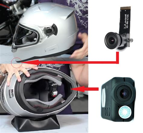 motocross helmet camera motorcycle camera helmet mount review about motors