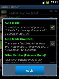 cara mod game offline menggunakan lucky patcher holydroid menghapus license verification menggunakan