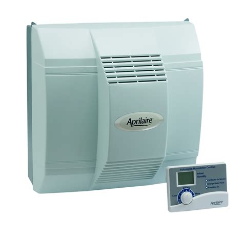 aprilaire fan powered humidifier aprilaire powered humidifier w automatic digital