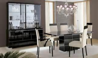 contemporary black high gloss furniture em italia