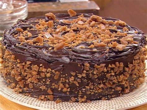 toffee cake recipe sour toffee fudge cake recipe emeril lagasse