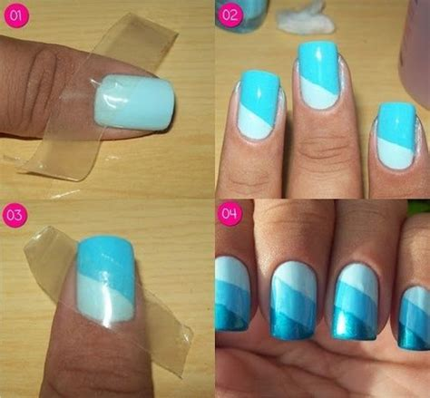 10 best easy nail step by step designs for learners