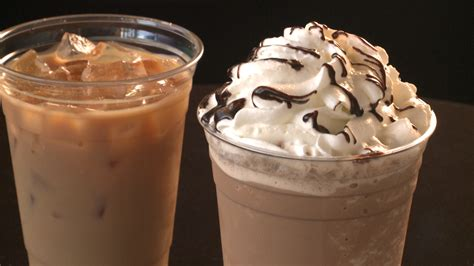 coffee drinks 6 coffee beverages that are worse than a big mac goliath