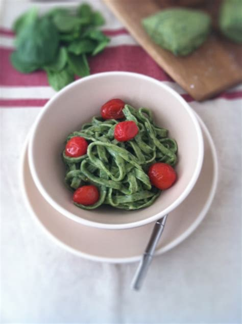 spinach pasta bell alimento