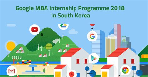 Brand Management Mba Internships by Mba Internship Programme 2018 In South Korea