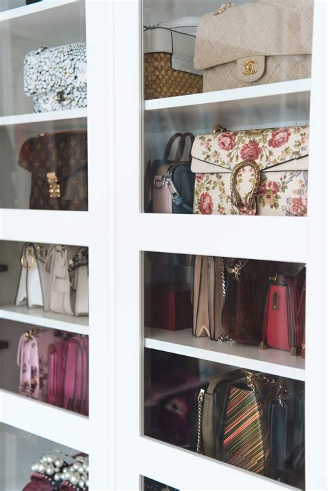 schuhe im kleiderschrank aufbewahren handtaschen aufbewahrung schrank wohn design