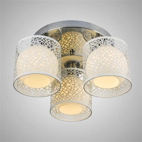 ceiling dome light three light led ceiling glass dome light flush mount