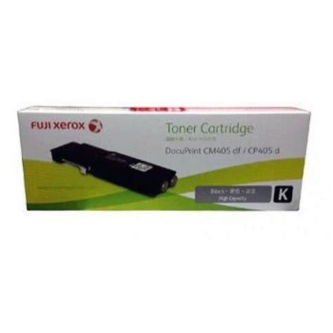 Fuji Xerox Magenta Toner High Cap Ct350676 Original high capacity black fuji xerox docuprint cp405d cm405df toner cartridges 11k pages genuine