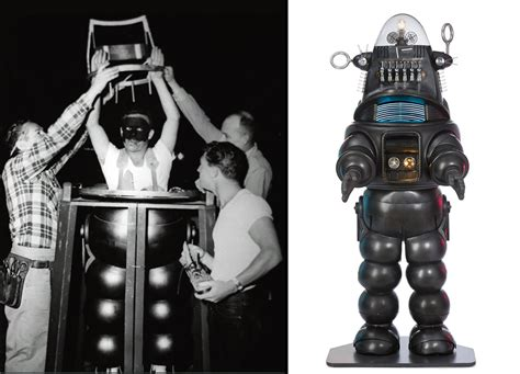 film robbie robot robby the robot sells for 5 3 million second most