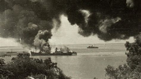 darwin 1942 the japanese australia marks 70th year since wwii caigns