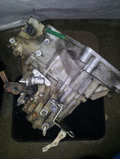 honda civic ex 01 05 synchrotech manual transmission ebay 01 05 civic ex vtec transmission w only 52k on it 650 100473452 custom manual transmission