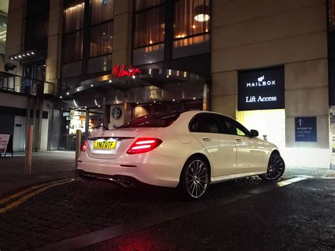 Chauffeur Hire by Chauffeur Hire In Sheffield Mercedes E Class Premium