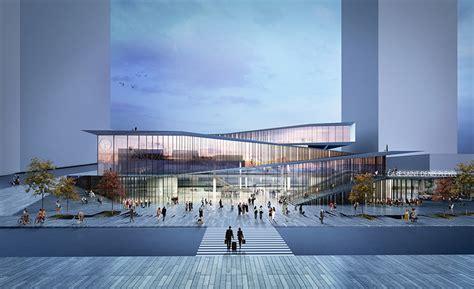 designboom paris bjarke ingels plans grand paris express metro station