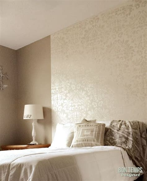 wall stencils for bedroom 17 best images about diy bedroom decor on pinterest