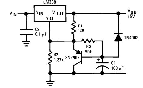 ic lm application circuits explained  simple words