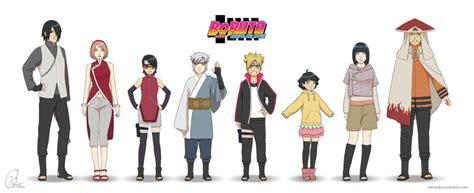 boruto cast release date and cast revealed for boruto naruto next