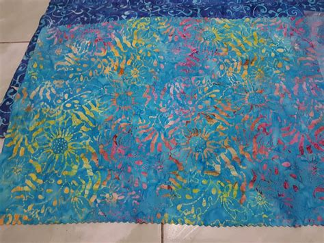 Kain Panjang Batik Cap Unggul Jaya seragam batik lengan panjang modis dan fleksibel