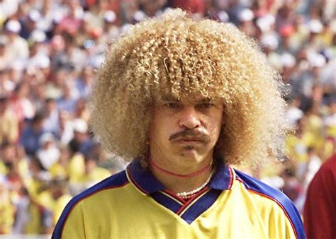 whats the haircut most soccer players get total pro sports the 25 greatest hairdos in world cup history