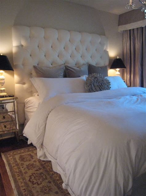 bedroom with tufted headboard velvet tufted headboard contemporary bedroom