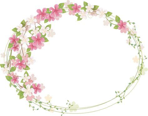 inspirasi  background bunga lingkaran
