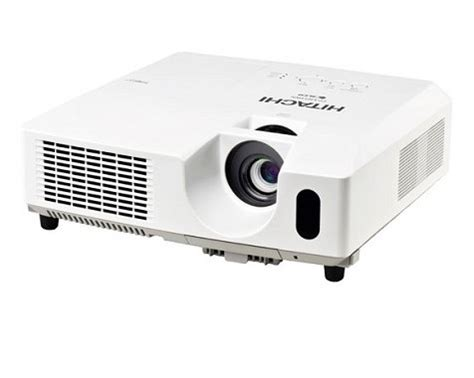 Proyektor Hitachi Cp Ex250 projector hitachi konsultan it jakarta supplier komputer server software dll