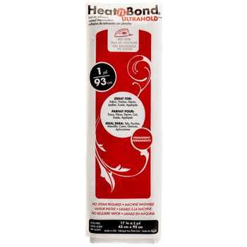 Heatn Bond No Sew Ultrahold heat n bond ultrahold iron on adhesive hobby lobby 784132