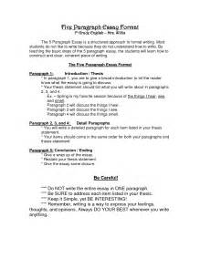 5 Paragraph Essay Exle by Best Photos Of Paragraph Format Exle Paragraph Writing Format Five Paragraph Essay Exle