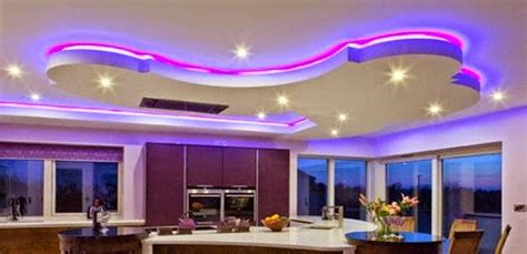 Front Room Ceiling Lights Led False Ceiling Lights For Living Room Led Lighting Ideas In The Interior Home
