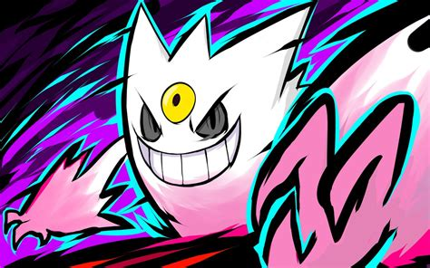 Shiny Review A Look At Windows Vista by Shiny Mega Gengar Nightmare By Ishmam On Deviantart