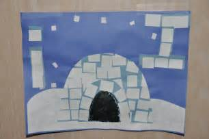 How To Make An Igloo Out Of Paper - sticker activities engaging activities for toddlers