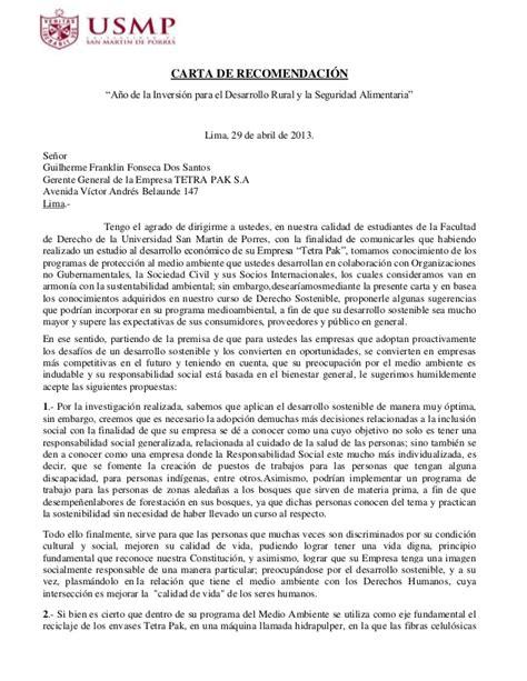 modelo carta recomendacion personal 2 cartas de recomendacion personal para imprimir tore