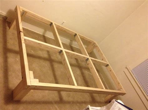 Bed Frame Diy Ideas Best 25 Diy Bed Frame Ideas Only On