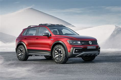 future volkswagen rugged vw tiguan gte active concept revealed cars co za