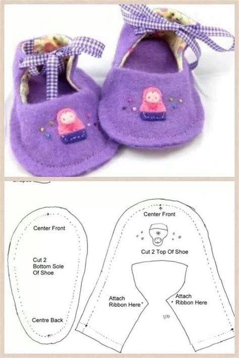 pattern for felt baby shoes 565 best images about doll tutorials clothes and shoes on