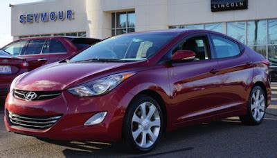 2011 Hyundai Elantra Limited For Sale by Seymour On 94 Used 2011 Hyundai Elantra Limited For Sale