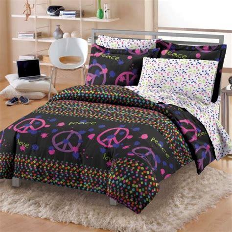 Peace Sign Bedding Set 16 Comforter Sets For