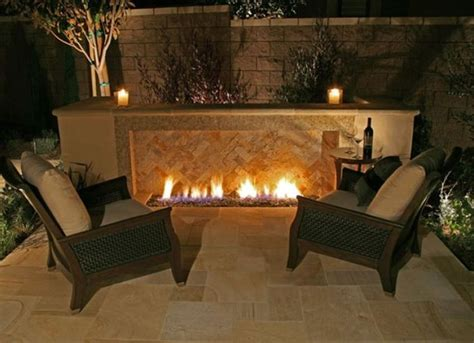 Outdoor Linear Gas Fireplace by Best 25 Gas Fireplaces Ideas Only On Gas