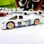 Hotwheels Seri Race Day Porsche 962 Greddy Ban Karet Hw Wheel greddy d 233 voile une magnifique porsche 962 de la collection